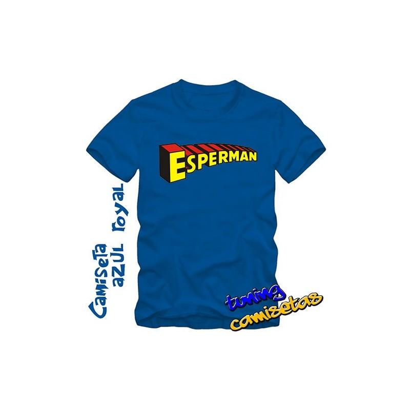 Camiseta Esperman V.I.