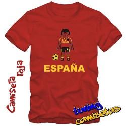 Camiseta Selección Española