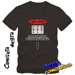 Camiseta Tira de la palanca V.I.