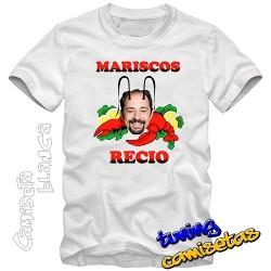 Camiseta Mariscos Recio I.B.