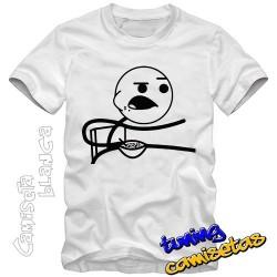 Camiseta meme Cereal guy