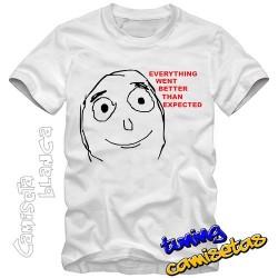 Camiseta meme Everything...
