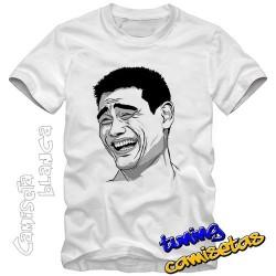 Camiseta meme Yao Ming