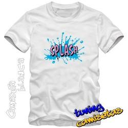Camiseta Splash I.B.