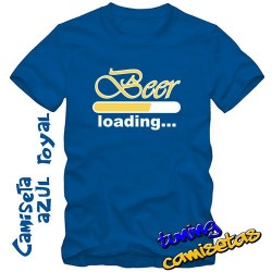 Camiseta Beer loading...