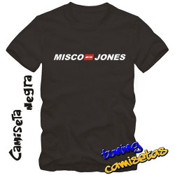 Camiseta misco jones