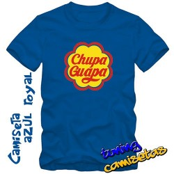 Camiseta chupa guapa