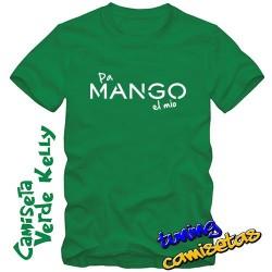 Camiseta Pa Mango el mio