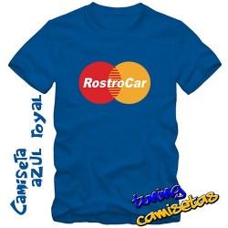 Camiseta RostroCar