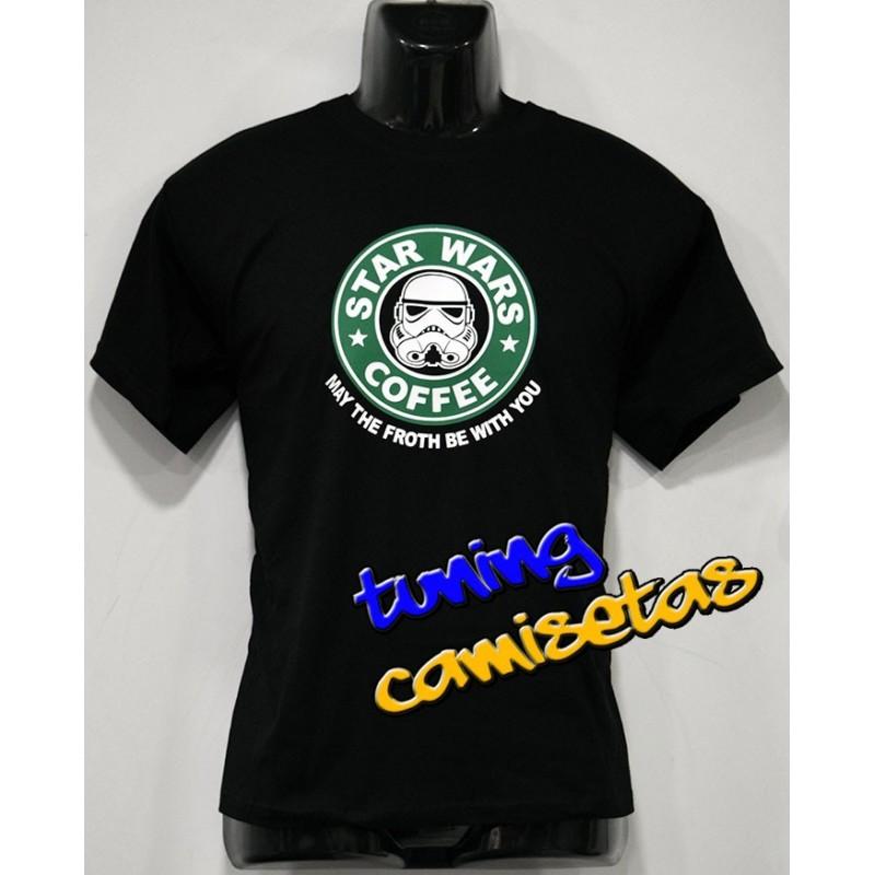 Camiseta Star Wars Cafe