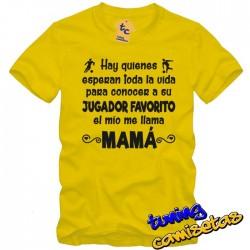 Camiseta Mama Futbol