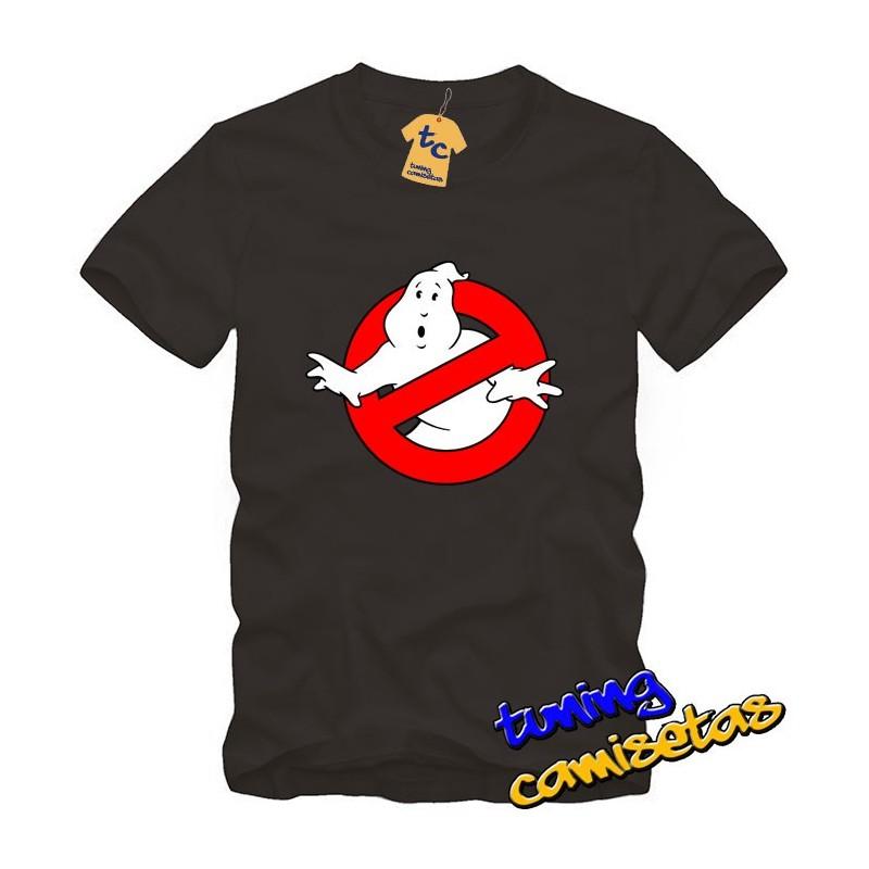 Camiseta Caza fantasmas