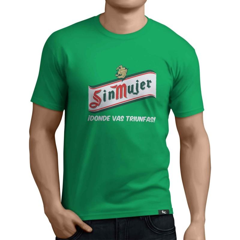 Camiseta Sin Mujer