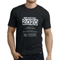 Camiseta Nadie lo vio...