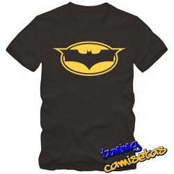 Camiseta Batman Fusión