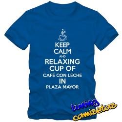 Camiseta KEEP CALM AND...