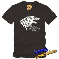 Camiseta Juego de Tronos -...